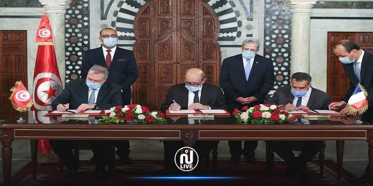 توقيع عدد من اتفاقيات التمويل بين تونس والوكالة الفرنسية للتنمية
