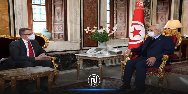 راشد الغنوشي يحثّ على بعث جامعة ألمانيّة في تونس
