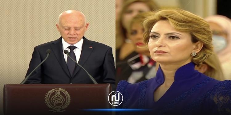 قبول تظلّم حرم رئيس الجمهوريّة وإيقاف قرار نقلتها إلى محكمة صفاقس