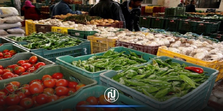 المنستير:  تلاعب بفواتير البيع في سوق الجملة للخضر والغلال بالمكنين