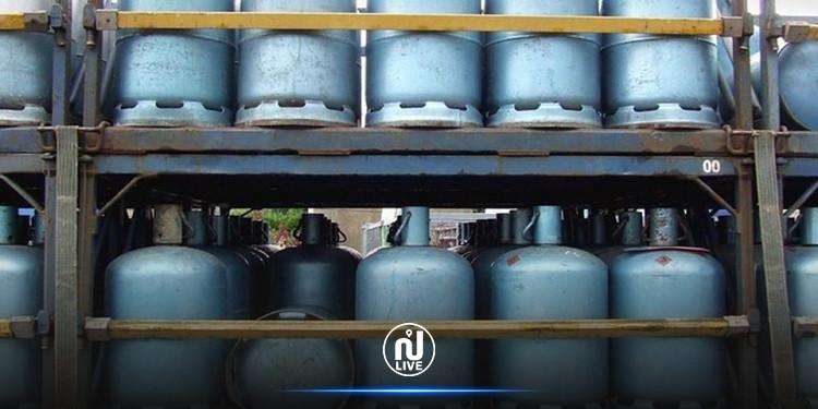 قابس: تواصل  عملية الانتاج والتعبئة بمعامل الغاز بنسق تصاعدي