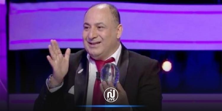 ايقاف الفلكي محسن العيفة!!!