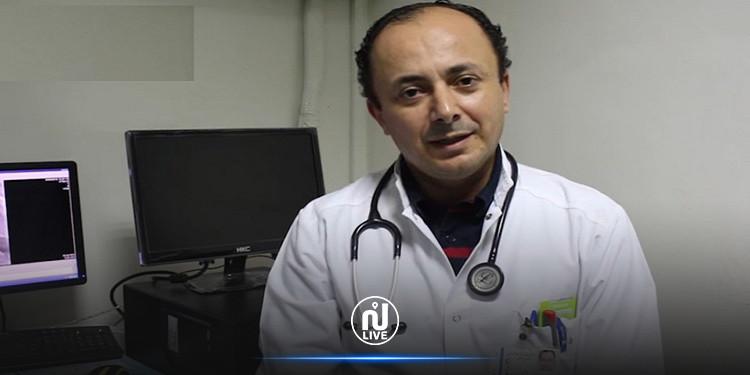 ذاكر لهيذب: ''نسبة وفيات كورونا في تونس فضيحة عالمية ولا حل الا الحجر التام''