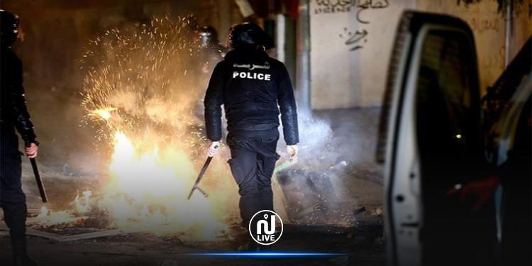 القيروان: الأمن يوقف عدد من المجهولين