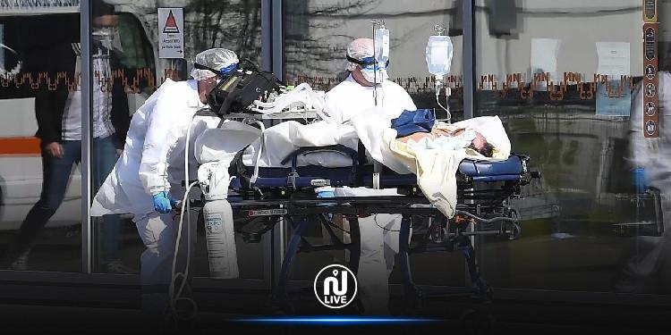 فرنسا: 22848 إصابة و346 وفاة جديدة بكورونا