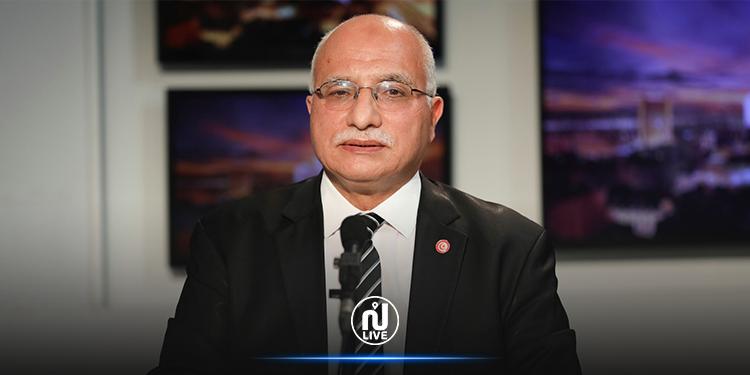 الهاروني: ''نتجه إلى حكومة سياسية بقيادة المشيشي''