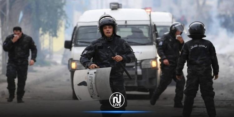 أحداث الشغب: ايقاف 50 شخصا في بن عروس أغلبهم قصّر