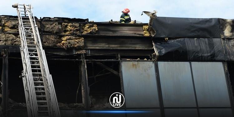 أوكرانيا: 15قتيلا بسبب حريق داخل دار للمسنين