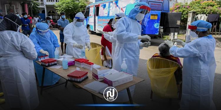 وزيرة الصحة السريلانكية تصاب بكورونا رغم استخدامها  مركّبا ''سحريا'' ضد الفيروس