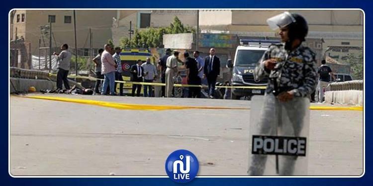 قتلى وجرحى في هجوم مسلح على حافلة شرطة مصرية