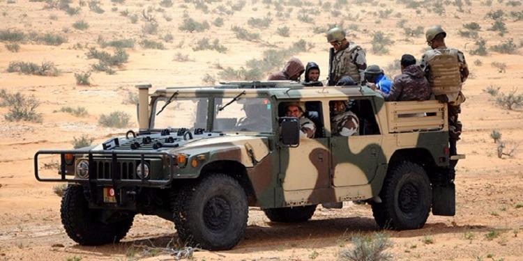 المنطقة الحدودية العازلة: تبادل إطلاق نار بين دورية عسكرية ومسلحين