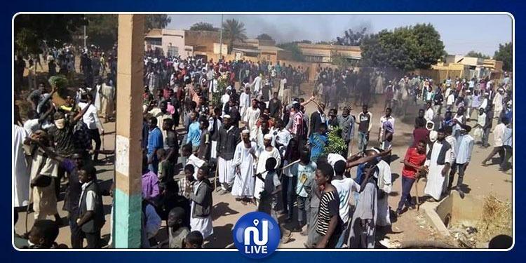 Soudan-manifestations: nouveau rassemblement dans le centre…