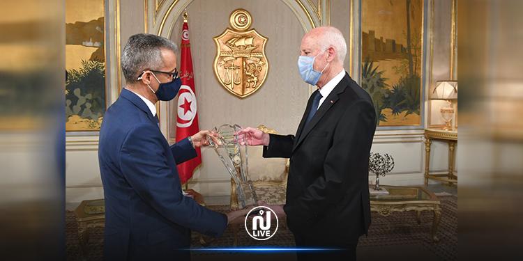 سعيّد :  تونس تدعم  ''الألكسو''  في  إعادة الاعتبار للغة العربية