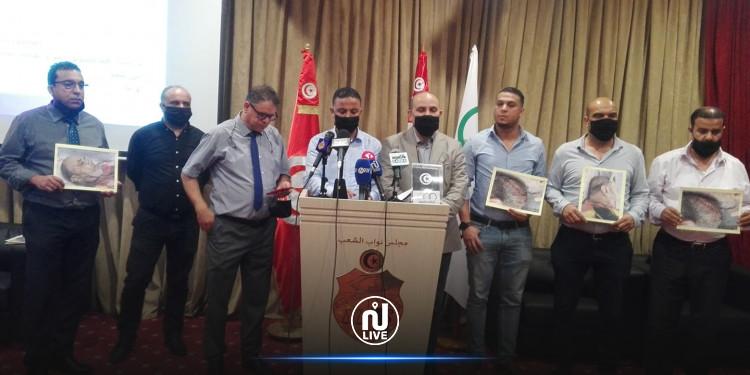 مخلوف يطالب بإحالة ملف محاولة اغتيال النائب أحمد موحى على قطب الإرهاب