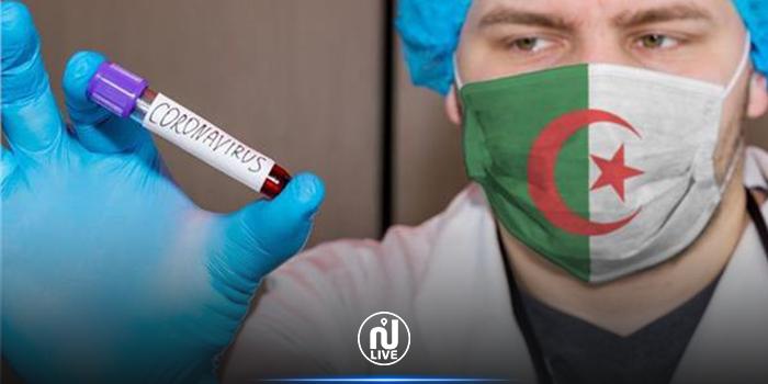 إصابات كورونا في الجزائر تتخطى حاجز الـ 55 ألفا