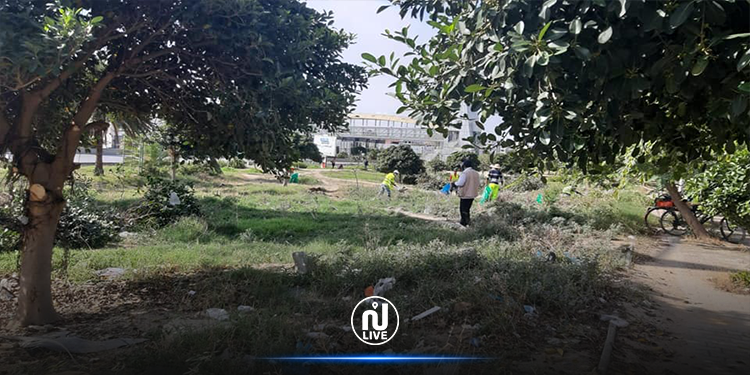 من موقع جريمة قتل رحمة..  والي تونس يعلن عن  تدخلات عاجلة (صور)