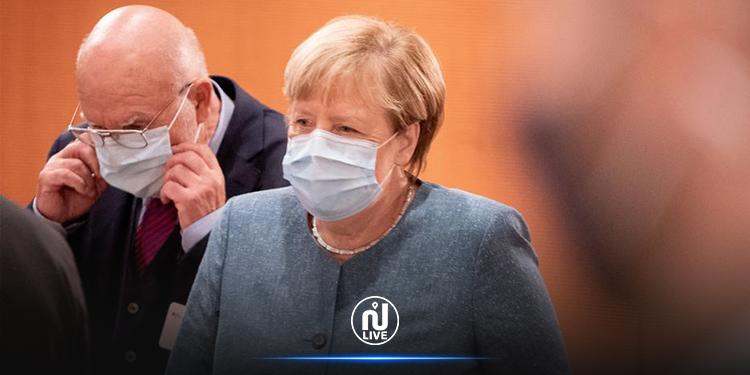 ميركل : ألمانيا في مرحلة خطيرة للغاية من وباء كورونا
