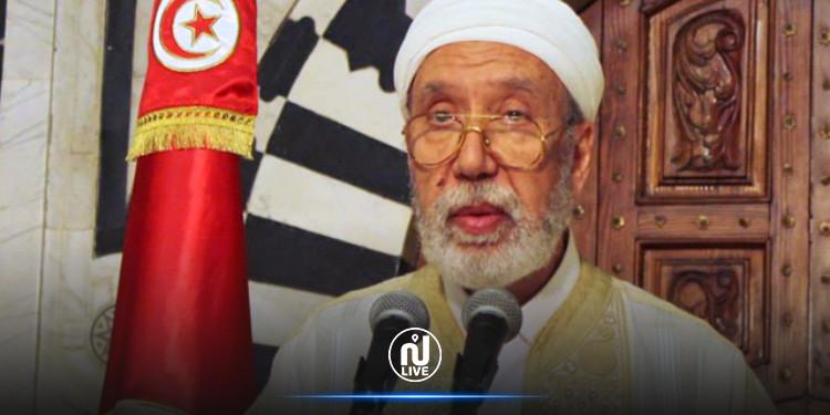 مفتي الجمهورية  يعلّق على تعليق الصلاة في المساجد