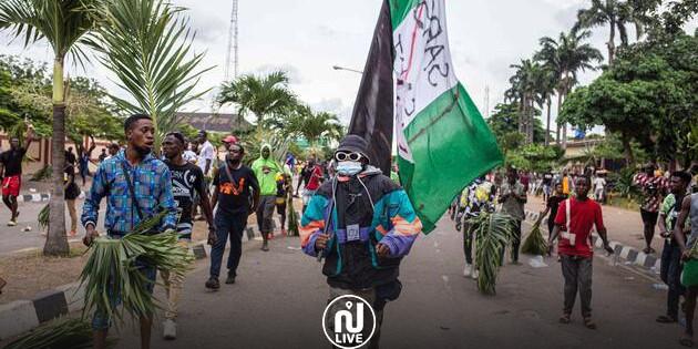 نيجيريا تحت الصدمة بعد الأحداث الدامية في لاغوس