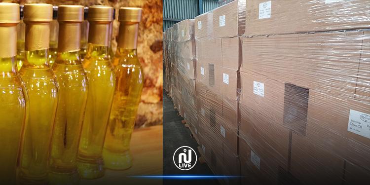 وصول أول شحنة من زيت الزيتون التونسي  إلى كوريا الجنوبية