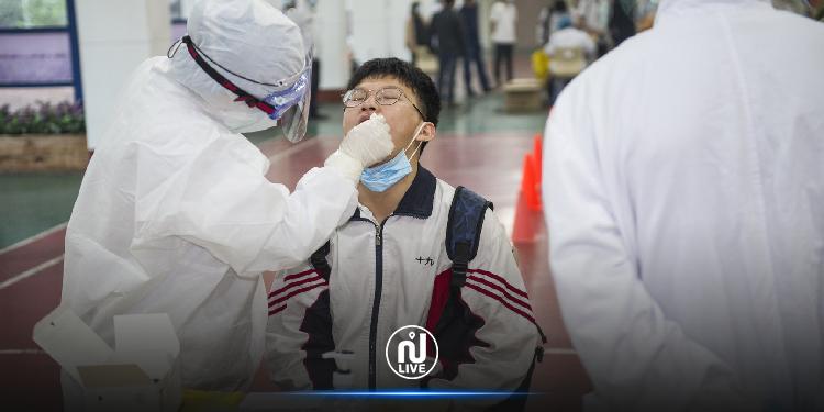 الصين : 137 إصابة جديدة بكورونا  دون أعراض