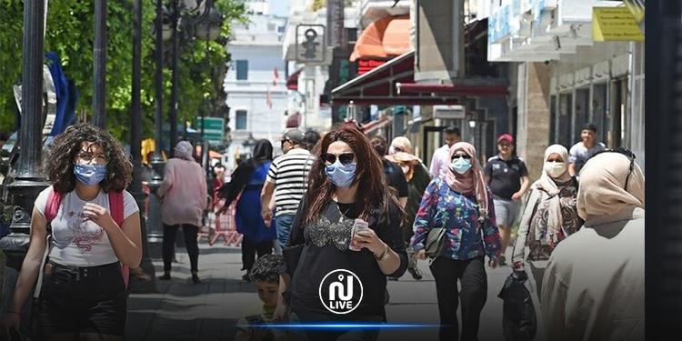 أكثر من نصف المصابين بكورونا  في تونس نساء