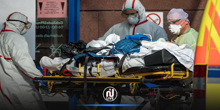 في قفزة غير مسبوقة.. أكثر من 19 ألف إصابة جديدة  بكورونا في ألمانيا خلال 24 ساعة