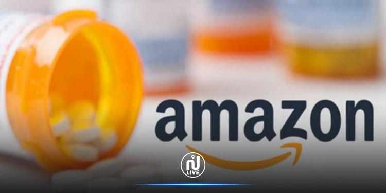 أمازون تفتتح صيدلية على الإنترنت وتنطلق في بيع الأدوية