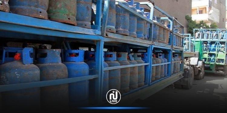 رسمي :غدا ..إنطلاق توزيع قوارير الغاز من معمل غنوش