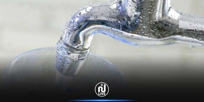 اضطراب وانقطاع في توزيع المياه بهذه المناطق