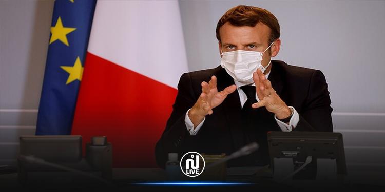 ماكرون يرجح رفع الإغلاق  في فرنسا بحلول 15 ديسمبر