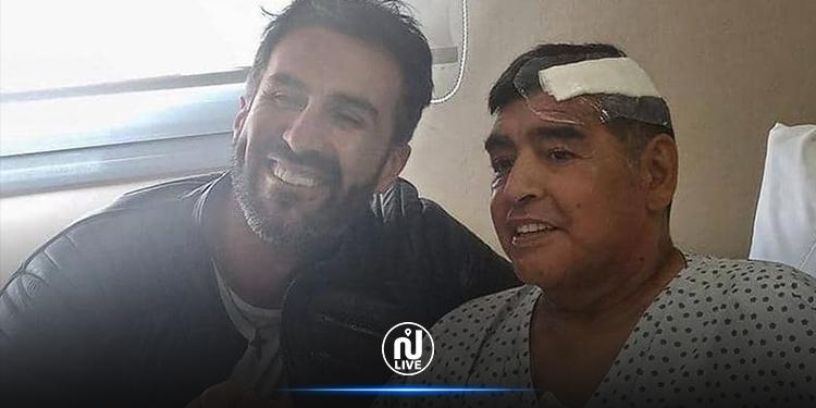 طبيب مارادونا يروي تفاصيل الساعات الأخيرة من حياة الأسطورة