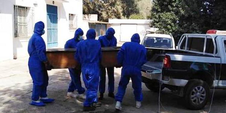 نابل:  8 وفيات جديدة بكورونا في يوم واحد