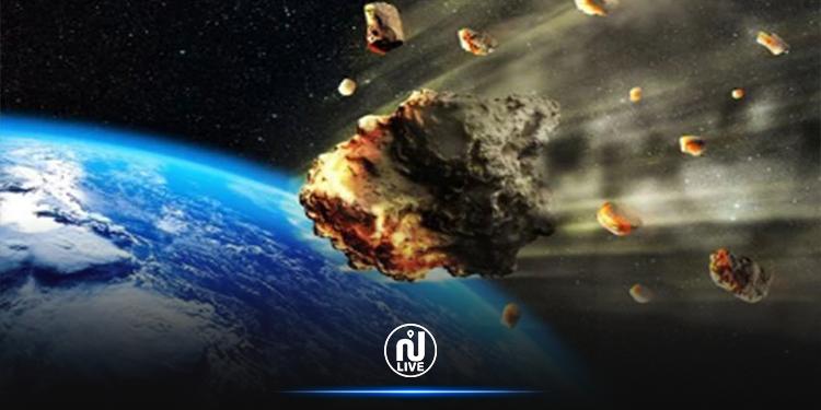 مذنّب ضخم يقترب من  الأرض بسرعة 90 ألف كيلومتر في الساعة !