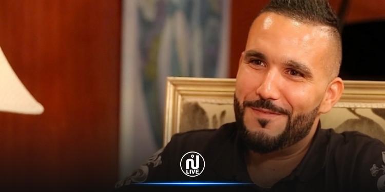 رضا الطلياني ممنوع من دخول تونس بسبب المخدرات !