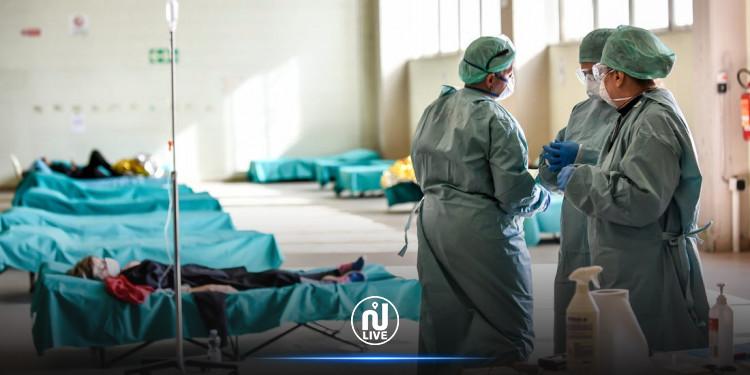 إيطاليا تسجل 822 وفاة بكورونا خلال 24 ساعة
