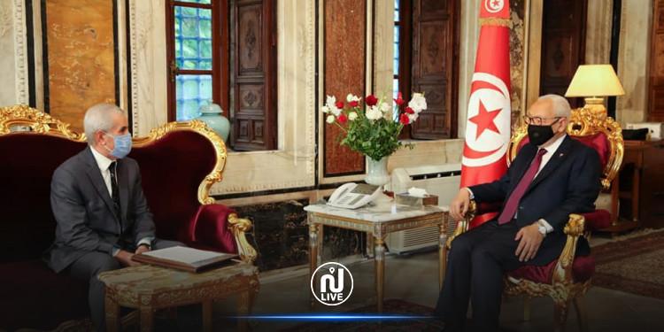 الغنوشي : البرلمان يدعم  مشاركة  تونس في مهام البعثة الأممية لحفظ السلام