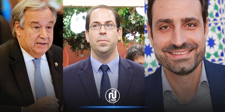 فضيحة جديدة ..  تقرير الأمم المتحدة يدين الدولة التونسية  في قضية اعتقال الخبير الأممي المنصف قرطاس (صور)