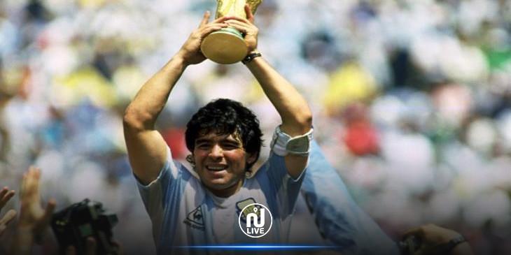 5  من أعظم لحظات مارادونا  في كأس العالم !