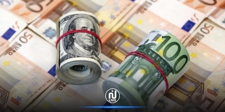 ارتفاع إحتياطي تونس من العملة الصعبة إلى 150 يوم توريد