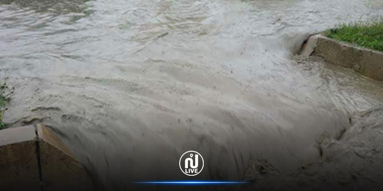 النفيضة : وفاة  عشرينية  بعد سقوطها  في منشأة  لتصريف مياه الأمطار