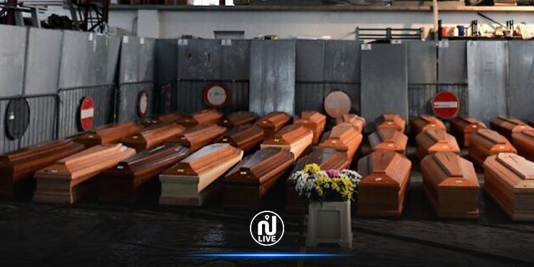 إيطاليا.. 686 وفاة  جديدة  بكورونا خلال الـ24 ساعة الأخيرة