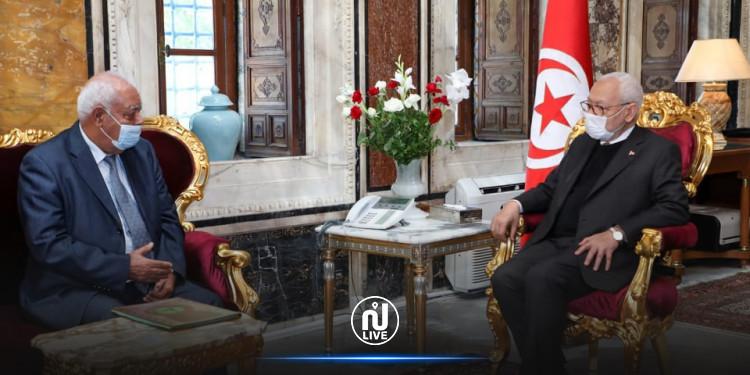 الغنوشي : لا بدّ  من تشريك المنظمات الاجتماعية في الحوار الوطني
