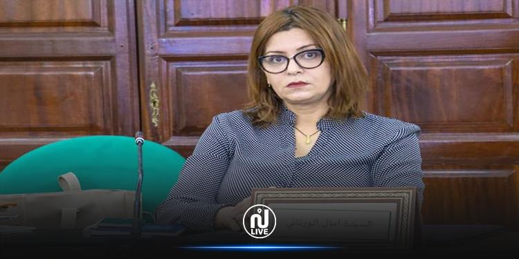 أمال الورتتاني : أطراف سياسية استغلت  تقرير محكمة المحاسبات  لتوجيه اتهامات باطلة (فيديو)