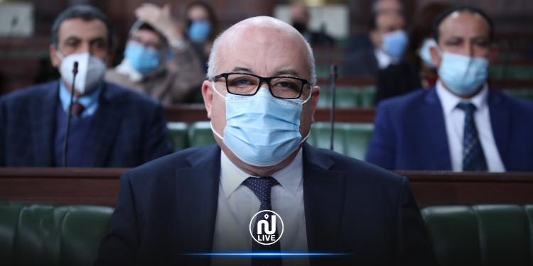 وزير الصحة : عمليات الاصلاح والصيانة توقفت جراء جائحة كورونا