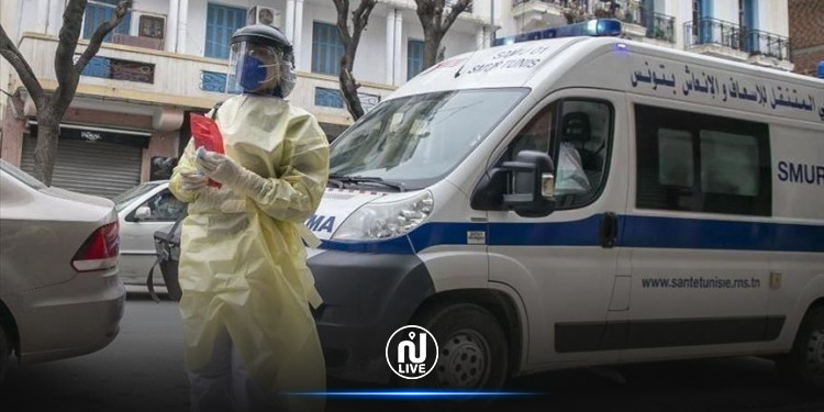 إصابات كورونا في تونس تقترب من 100 ألف