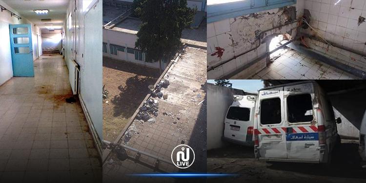 وضعية كارثية للمستشفى الجهوي بجندوبة (صور)