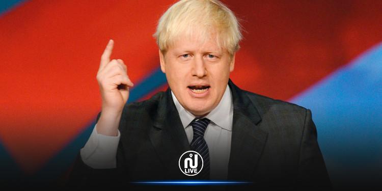 جونسون : الوضع سيكون مختلفا تماما  في بريطانيا بحلول الربيع