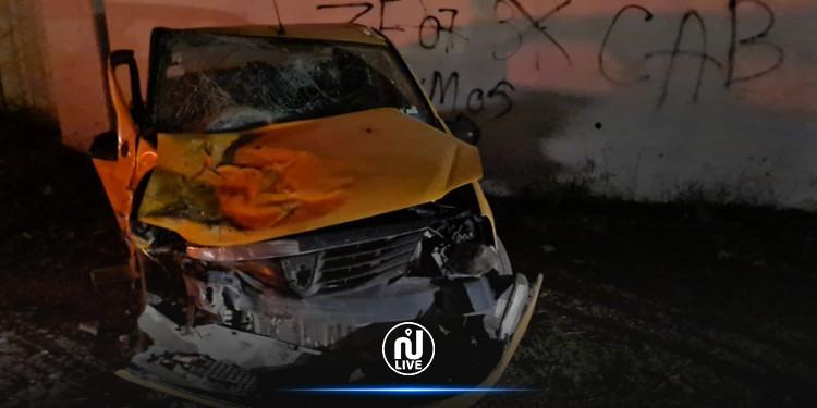 بنزرت ..حادث مرور خطير بين منزل عبد الرحمان وجرزونة