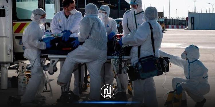 فرنسا..656 وفاة بكورونا خلا 24 ساعة
